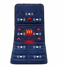 Full Body Massager Cushion Mattress. 8 Vibrating Modes. Heating. Best Seller!