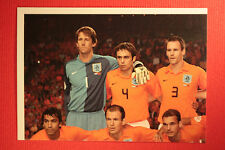 Panini EURO 2008 N. 255 SQUADRA NEDERLAND NEW With BLACK BACK TOPMINT !!!
