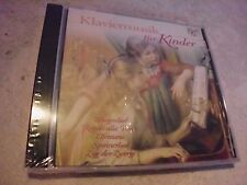 Klaviermusik Für Kinder Wiegenlied-Rondo alla Turca-Elfentanz u.andere  CD - OVP