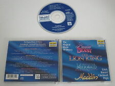 The Magical Music of Disney/Kunzel/parkersburg pop Orchestra (telarc 20 CD 80381)