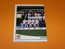 210 EQUIPE PART 1 OLYMPIQUE LYON OL GERLAND PANINI FOOT 2011 FOOTBALL 2010-2011