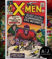 X-Men #4 GD+ 2.5 (Marvel) SEE DESCRIPTION