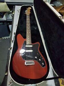 REVEREND Six Gun Electric Guitar HSC