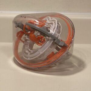 PERPLEXUS WARP Puzzle MAZE BALL 3D Sphere Ball Maze Brain Teaser Rare IQ Gravity