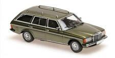 Minichamps Mercedes Benz 230 TE W123 1982 green 1:43 940032210