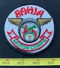 Vintage Shrine Bahja Motor Corps Masonic Patch for sale