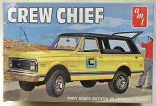 AMT T340-225 CREW CHIEF '72 BLAZER model kit 1:25 parts mint & Factory Sealed p1