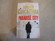 PARADISE CITY POR LORENZO carcaterra. 9780743495745 LIBRO DE BOLSILLO