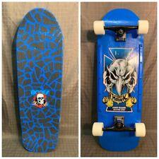 2013 Tony Hawk Skatepark Series Custom Skateboard Powell Peralta Rat Bone Wheels