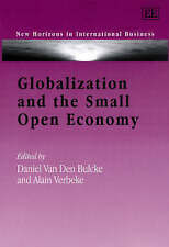 Globalization and the Small Open Economy (New Horizons in-ExLibrary