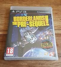 BORDERLANDS THE PRE-SEQUEL ! Jeu Sony PS3 Playstation 3 Neuf Blister Cellophane