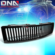 07-13 CHEVY SILVERADO GM SPORT FRONT UPPER BUMPER/HOOD ABS GRILL/GRILLE GUARD