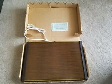 """Vintage """"Party Hostess"""" Warm-O-Tray Electric Warming Tray - New in Original Box"""