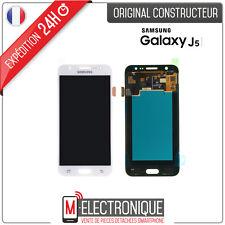 Ecran LCD Blanc Original Samsung Galaxy J5 SM-J500