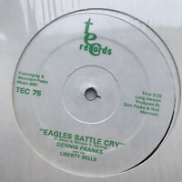Philadelphia Eagles Battle Cry Vinyl Record Dennis Franks & Liberty Bells - Rare