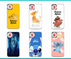 Coque iPhone / Samsung / Huawei - Le Roi Lion - Simba - Stitch - Disney - bumper