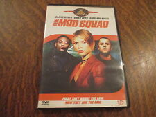 dvd the mod squad avec claire danes, omar epps, giovanni ribisi