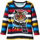 DESIGUAL Baby Long Sleeve T-Shirt 100 Cotton SIZE 12 months 74cm NEW RRP 28