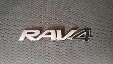 "Toyota RAV4 Emblem for Rear Length 6.25"" Original OEM Part"