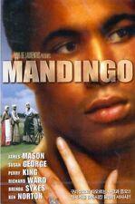 Mandingo 1975 - All Region Compatible James Mason, Susan George, Perry NEW DVD
