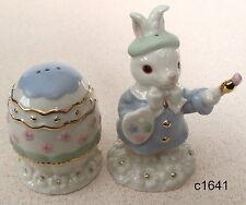 Lenox Easter - Egg & Bunny Salt & Pepper Shakers 841160 New in box