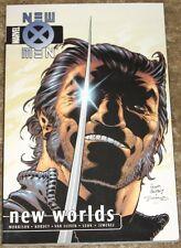 Marvel Comics New X Men New Worlds Tpb High Grade Comic Graphic Novel