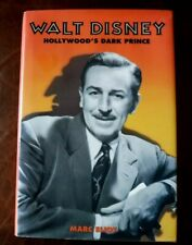 Vtg 1993 1st Ed. Walt Disney Hollywood's Dark Prince by Marc Eliot Secrets Myths