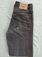 Verkauf% Wrangler Durable Basics W30 L30 Herren Jeans Hose Regular Grau Original