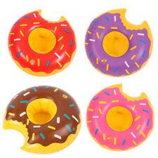 Getränkehalter Flaschenhalter Aufblasbar Badespielzeug Pool Trinkhalter Donut
