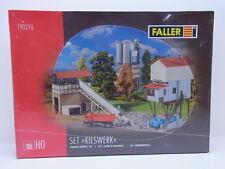 FALLER H0 190276 Kieswerk Fabrik Top