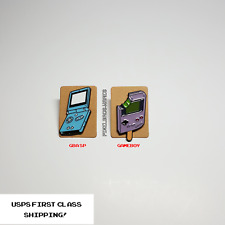 GameBoy GBA SP Pin Cute Game Boy Video Game Kawaii Nintendo Retro Backpack Bag