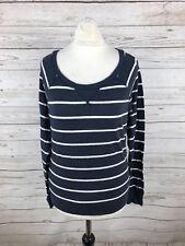 ABERCROMBIE & FITCH Sweatshirt - Size XS - Striped - NEW - Women's