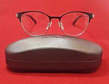 Brand New Max Mara Eyeglasses MM 1254 MEJ Black 51 17 140