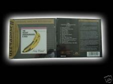 ULTIMATE LOU REED ITEM VELVET UNDERGROUND & NICO RARE MFSL 24K GOLD SEALED CD