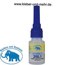 20g Mammut Industrie Sekunden Kleber 250.1 (100g/74,50€)