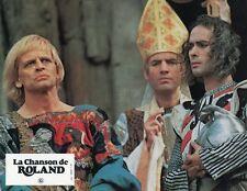 KLAUS KINSKI  PIERRE CLEMENTI  LA CHANSON DE ROLAND 1978 VINTAGE LOBBY CARD #1