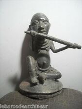 ANCIEN bronze royaume benin collectable art premier african art ART PRIMITIF