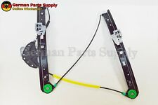 BMW GENUINE RIGHT FRONT DOOR WINDOW REGULATOR  51337020660