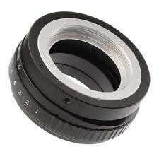Tilt Shift Adapter for M42 Screw Lens to Sony E A7 A7S A7R A6500 NEX-7 Camera US