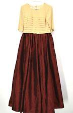 Azazie Women's Gem Studded Chest Short Sleeve Bridesmaid Dress