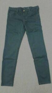Womens Mango Trousers Khaki Green NEW Ladies Mid Rise Size 6-14 Free P&P