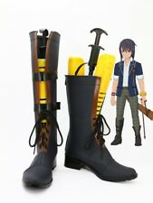 Tales of Vesperia Yuri Lowell cosplay Shoes Boots For Men Women