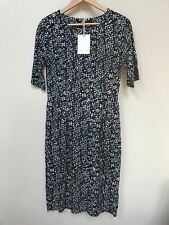 Jigsaw Jersey Dress S New With Tags