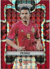 2018 Panini FIFA World Cup Red Mosaic Prizm (206) PEDRO Spain