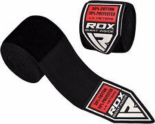 RDX Hand Wraps Bandagen Innere Boxhandschuhe UFC Muay Thai MMA dehnbar Gym B D