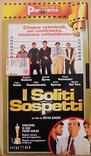 I soliti sospetti (1995) VHS no Disney no DVD
