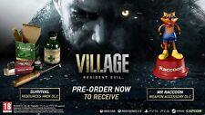 Resident Evil Village Pre-Order Bonus DLCs Pack (No Game) for PS4 / PS5