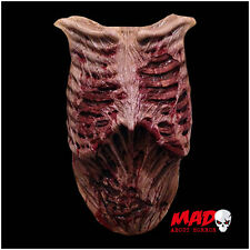 Official Walking Dead WALKER CHEST Zombie Latex Costume Piece Horror SCARY!