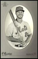 2020 Topps Allen and Ginter Boxloaders #BL-PA Pete Alonso - New York Mets