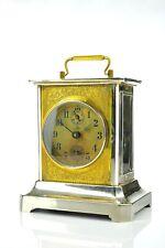 Superb Antique Junghans Alarm Clock - MUSIC BOX approx. 1915